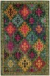 Product Image of Bohemian Green (G) Area Rug