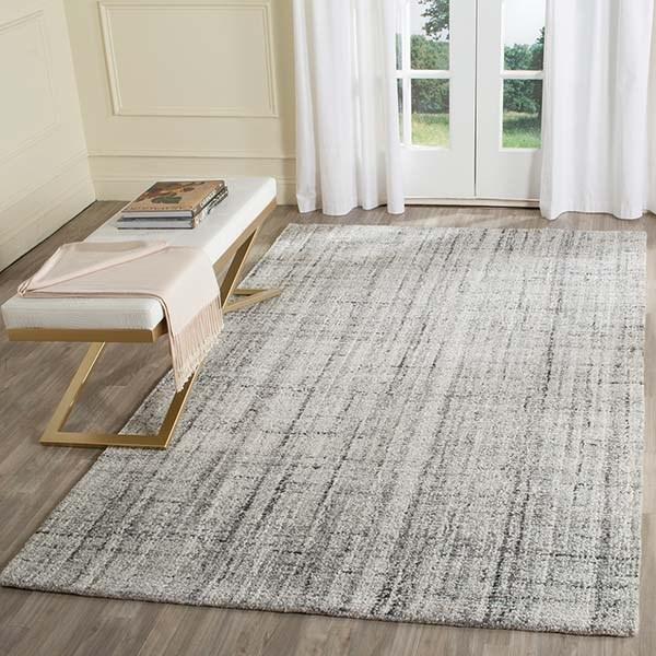 5x8 Hamadan Authentic Rugs Deals Direct Handmade Persian: Safavieh Abstract ABT-141 Rugs