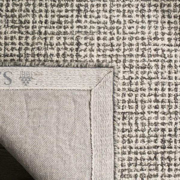 Sage, Ivory (A) Contemporary / Modern Area Rug