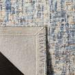 Product Image of Dark Blue, Rust (C) Rustic / Farmhouse Area Rug