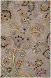 Product Image of Grey, Gold (A) Paisley Area Rug