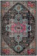 Product Image of Traditional / Oriental Black, Light Grey (L) Area Rug
