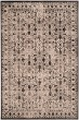 Product Image of Traditional / Oriental Cream, Black (C) Area Rug