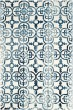 Product Image of Moroccan Ivory, Navy (P) Area Rug