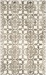 Product Image of Vintage / Overdyed Ivory, Brown (F) Area Rug