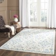Product Image of Ivory, Light Blue (C) Traditional / Oriental Area Rug