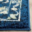 Product Image of Navy, Ivory (A) Transitional Area Rug