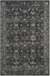 Product Image of Traditional / Oriental Charcoal, Ivory (K) Area Rug