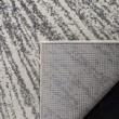 Product Image of Black, Ivory (K) Contemporary / Modern Area Rug