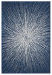 Product Image of Contemporary / Modern Navy, Ivory (N) Area Rug