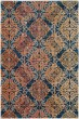 Product Image of Traditional / Oriental Blue, Cream (S) Area Rug