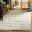 Product Image of Ivory, Blue (C) Traditional / Oriental Area Rug