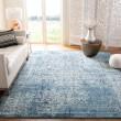 Product Image of Blue, Ivory (C) Rustic / Farmhouse Area Rug