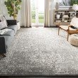 Product Image of Grey, Ivory (D) Rustic / Farmhouse Area Rug