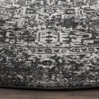 Product Image of Black, Grey (R) Rustic / Farmhouse Area Rug