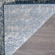 Product Image of Navy, Ivory (A)  Area Rug
