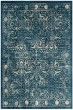 Product Image of Traditional / Oriental Navy, Beige (D) Area Rug