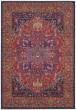 Product Image of Traditional / Oriental Fuchsia, Orange (S) Area Rug