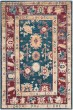 Product Image of Southwestern / Lodge Blue, Red (B) Area Rug