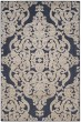 Product Image of Traditional / Oriental Navy (B) Area Rug