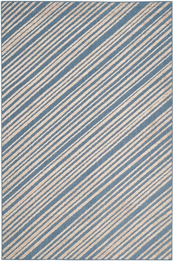 Blue (A) Outdoor / Indoor Area Rug