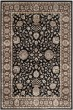 Product Image of Black, Red (F) Traditional / Oriental Area Rug