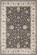 Product Image of Traditional / Oriental Anthracite, Ivory (E) Area Rug