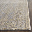 Product Image of Grey, Gold (E) Traditional / Oriental Area Rug