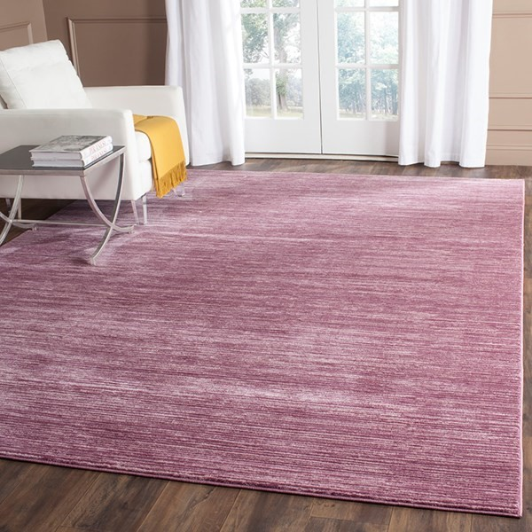 Pink (A) Casual Area Rug