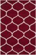 Product Image of Transitional Red, Ivory (R) Area Rug