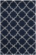 Product Image of Shag Navy, Ivory (C) Area Rug