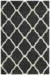 Product Image of Shag Dark Grey, Ivory (G) Area Rug