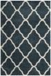 Product Image of Shag Slate Blue, Ivory (L) Area Rug