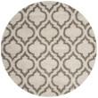 Product Image of Ivory, Grey (A) Shag Area Rug