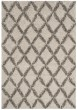 Product Image of Shag Ivory, Grey (A) Area Rug