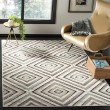 Product Image of Cream, Beige (A) Geometric Area Rug