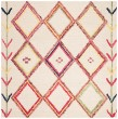 Product Image of Ivory (A) Bohemian Area Rug