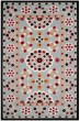 Product Image of Traditional / Oriental Light Blue, Black (B) Area Rug