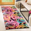 Product Image of Fuchsia (B) Shag Area Rug