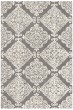 Product Image of Traditional / Oriental Dark Grey, Ivory (D) Area Rug