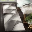 Product Image of Grey, Dark Grey (G) Contemporary / Modern Area Rug