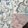 Product Image of Cream, Light Grey (C) Traditional / Oriental Area Rug