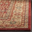 Product Image of Red, Natural (A) Traditional / Oriental Area Rug