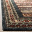 Product Image of Navy, Cream (C) Traditional / Oriental Area Rug