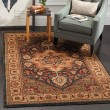 Product Image of Navy, Natural (E) Traditional / Oriental Area Rug