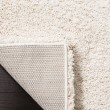 Product Image of Ivory (1212) Shag Area Rug