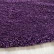 Product Image of Purple (7373) Shag Area Rug
