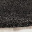 Product Image of Dark Grey (8484) Shag Area Rug