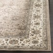Product Image of Silver, Ivory (T) Traditional / Oriental Area Rug