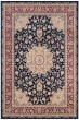 Product Image of Traditional / Oriental Navy, Red (B) Area Rug